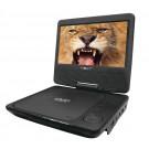 DVD Pórtatil NVR-2790DVD-PCU Negro Mando a distancia