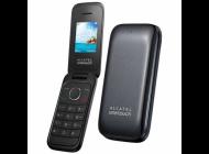 Teléfono Móvil Libre Alcatel 10-35 Negro Flip