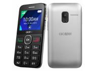 Teléfono Móvil Libre Alcatel 20-08G Silver