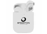 AURICULARES BRIGMTON BML-18B BLUETOOTH BLANCO