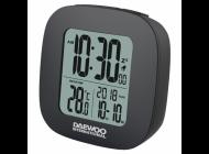 Despertador Daewoo DCD-26B LCD