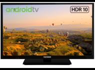 "LED Telefunken 24DTAH524 24"" HD Smart TV WiFi Negro"
