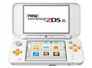 Consola Nintendo New 2DS Blanco/Naranja