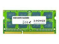 Memoria 2-Power Mem0803A 8Gb - Ddr3L - Multispeed 1066/1333/1600 Mhz - Sodimm - 204 Pin - 1.35V