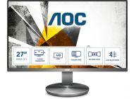 Monitor Profesional Aoc I2790Vq 27'/ Full Hd/ Multimedia/ Negro