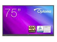 """Monitor Optoma 3751RK 75"""" 4K Interactivo"""