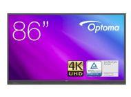 """Monitor Optoma 3861RK 86"""" 4K Interactivo"""