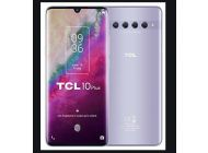 Smartphone Móvil Tcl 10 Plus Starlight Silver - 6.47'/16.4Cm Fhd+ - Snapdragon 665 - 6Gb Ram - 64Gb - Cam (48+8+2+2Mp)/16Mp - Android 10 - 4G - B4500M