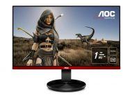 Monitor Gaming Multimedia Aoc G2590Vxq - 24.5'/62.2Cm - 1920X1080 Full Hd - 75Hz - 16:9 - 250Cd/M2 - 20M:1 - 1Ms - 2X2W - Vga - Displayport - 2Xhdmi