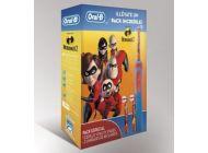 Cepillo dental Braun D12 Increibles2 (286172)