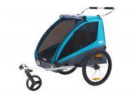 Remolque para niño Thule Chariot Coaster2 TH10101806 Azul