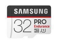 Tarjeta De Memoria Samsung Pro Endurance 32Gb Microsd Hc Con Adaptador/ Clase 10/ 100Mbs