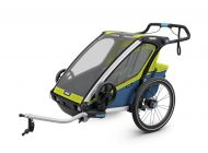 Remolque para Niños Thule Chariot Sport 2 Thule TH10201004 Lima/Azul