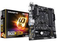 Placa Base Gigabyte B450M Ds3H Socket Am4/ Micro Atx