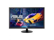 Monitor Gaming Multimedia Asus Vp248H - 24'/60.96Cm - 1920*1080 Full Hd - 1Ms - 250Cd/M2 - Tamaño Pixel 0.155 - Alt. 2*1.5W - Hdmi - Vga - Negro