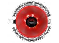Disipador Mars Gaming Mcpu1Rgb - Aluminio - Iluminación Rgb Flow - Rodamientos Hidráulicos - Sockets Compatibles Según Especificaciones