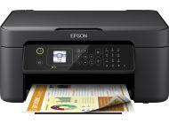 Multifunción Epson Workforce Wf-2810Dwf Wifi/ Fax/ Dúplex/ Negra