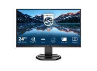 Monitor Profesional Philips 243B9 23.8'/ Full Hd/ Multimedia/ Negro