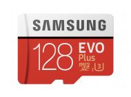 Tarjeta De Memoria Samsung Evo Plus 128Gb Microsd Xc Con Adaptador/ Clase 10/ 100Mbs