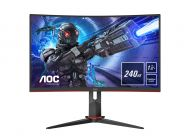 Monitor Gaming Curvo Aoc C32G2Ze 31.5'/ Full Hd/ Negro