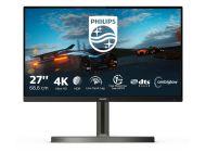 Monitor Gaming Philips 278M1R 27'/ 4K/ Multimedia/ Negro