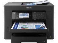 Multifunción A3+ Epson Workforce Wf-7840Dtwf Wifi/ Fax/ Dúplex/ Negra