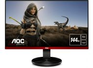Monitor Gaming Aoc G2490Vxa 23.8'/ Full Hd/ Multimedia/ Negro Y Rojo