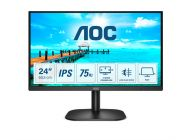 Monitor Aoc 24B2Xd 23.8'/ Full Hd/ Negro