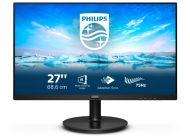 Monitor Philips V-Line 272V8La 27'/ Full Hd/ Multimedia/ Negro