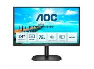 Monitor Aoc 24B2Xhm2 23.8'/ Full Hd/ Negro