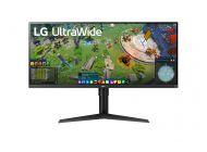 Monitor Gaming Ultrapanorámico Lg 34Wp65G-B 34'/ Fhd/ Negro