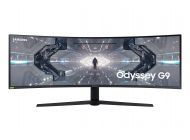 Monitor Ultrapanorámico Curvo Samsung Odyssey G9 Lc49G95Tssr 49'/ Dual Qhd/ Negro