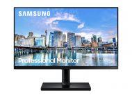 Monitor Profesional Samsung Lf27T450Fqr 27'/ Full Hd/ Negro
