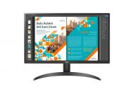 Monitor Profesional Lg 24Qp500-B 23.8'/ Qhd/ Negro