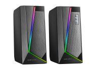 Altavoces Con Bluetooth Mars Gaming Ms7/ 20W/ 2.0/ Negros