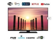 "TELEVISOR LED EAS ELECTRIC E24SL702 24"" SmartTv Wifi Negro"