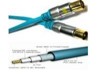 Cable Antena Calidad Oro HQCSC001 1,5 mts