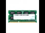 Memoria Ram Apacer 4Gb/ Ddr3/ 1600Mhz/ 1.5V/ Cl11/ Sodimm