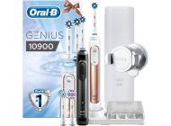 Pack 2 Cepillos Dentales Braun Oral-B 10900 - Black Y Rose Gold