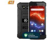 Smartphone Ruggerizado Hammer Iron 3 Lte 3Gb/ 32Gb/ 5.5'/ Negro Plata