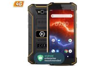 Smartphone Ruggerizado Hammer Energy 2 3Gb/ 32Gb/ 5.5'/ Negro Naranja