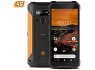 Smartphone Ruggerizado Hammer Explorer 3Gb/ 32Gb/ 5.72'/ Negro Naranja