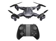 Dron Innjoo Blackeye 4K/ Autonomía 20 Minutos/ Cámara 4096*2160P/ Gris