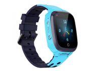 Reloj Inteligente Con Localizador Para Niños Innjoo Kids Watch 4G Blue - Pantalla 3.30Cm - Gps/Lbs/Wifi - Termómetro - Videollamada - Bt 4.2 - Ip65