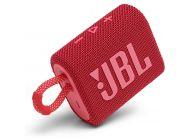Altavoz Con Bluetooth Jbl Go 3/ 4.2W/ 1.0/ Rojo