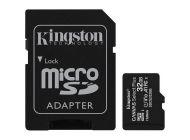 Tarjeta De Memoria Kingston Canvas Select Plus 32Gb Microsd Hc Con Adaptador/ Clase 10/ 100Mbs