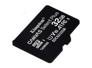 Tarjeta De Memoria Kingston Canvas Select Plus 32Gb Microsd Hc/ Clase 10/ 100Mbs