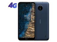Smartphone Nokia C20 2Gb/ 32Gb/ 6.5'/ Azul Oscuro
