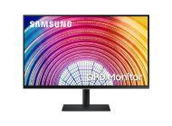 Monitor Profesional Samsung S32A600Nwu 32'/ Qhd/ Negro
