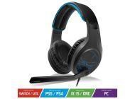 Auriculares Gaming Con Micrófono Spirit Of Gamer Elite-H20/ Jack 3.5/ Azul